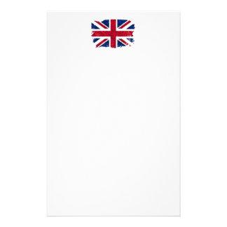 UK FLAG Stationery