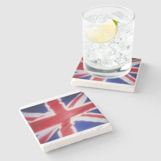 UK FLAG STONE COASTER