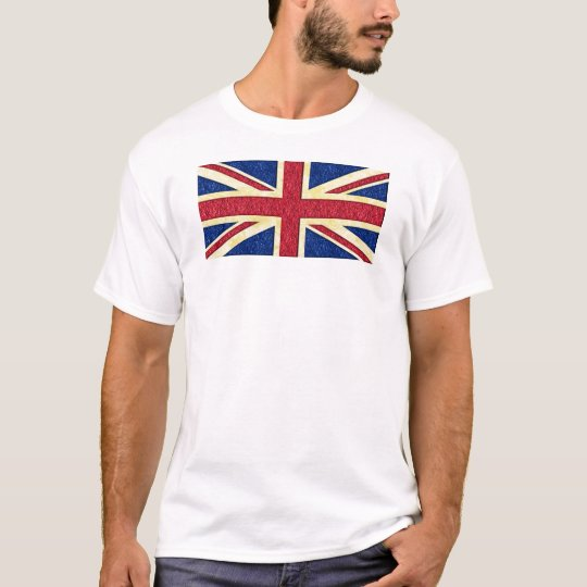 Uk flag - T-shirt