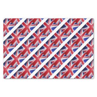 UK FLAG TISSUE PAPER