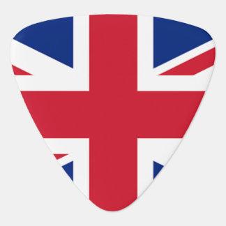 UK Flag / Union Jack Guitar Pick