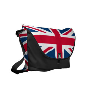 UK Flag Union Jack messenger bag