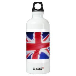 UK FLAG WATER BOTTLE
