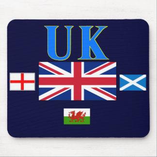 UK MOUSE PAD