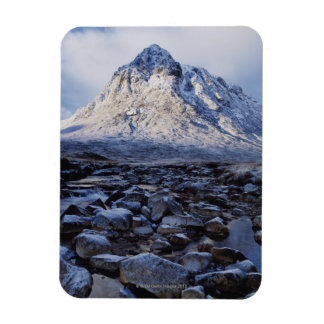 UK,Scotland,Highlands,Buchaille Etive Mor Magnet