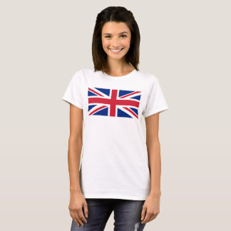UK Union Jack flag 1:2 scale T-Shirt