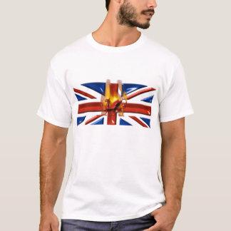 UK Union Jack Wales T-Shirt