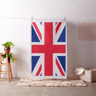 UK United Kingdom British Flag Fabric