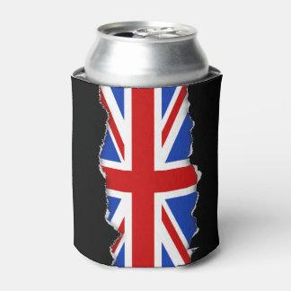 Uk United Kingdom Flag Can Cooler