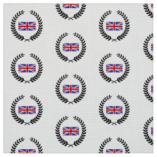Uk United Kingdom Flag Fabric