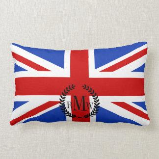 Uk United Kingdom Flag Lumbar Pillow