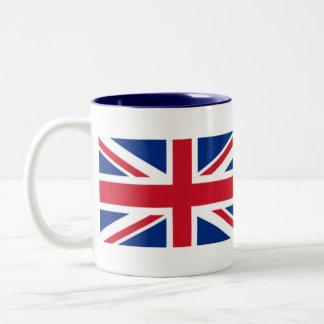UK/US Two-Tone COFFEE MUG