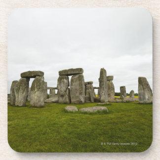 UK, Wiltshire, Stonehenge Beverage Coaster