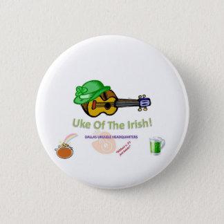 Uke of the Irish 2010 2 Inch Round Button