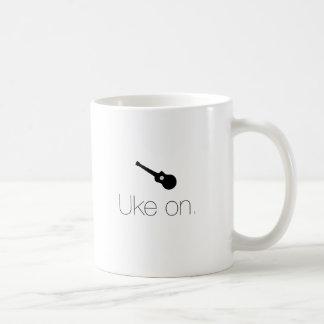 Uke On Coffee Mug