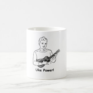 Uke Power! Coffee Mug