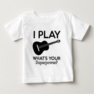 ukelele real designs baby T-Shirt
