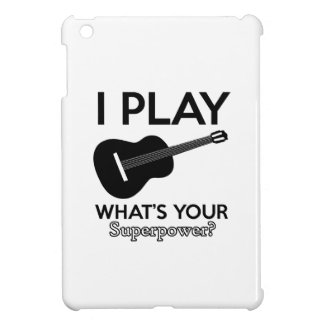 ukelele real designs iPad mini cases