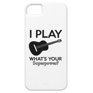ukelele real designs iPhone 5 case