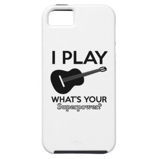 ukelele real designs iPhone 5 cover