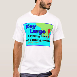 UKFC logo Key Largo T-Shirt
