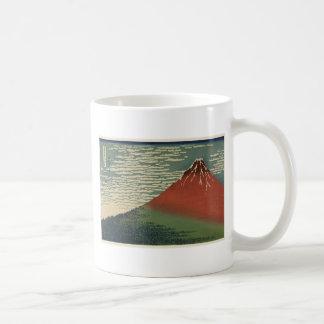 Ukiyo-e Hokusai Fujiyama Mugs