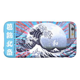 UKIYOE-Hokusai (Japanese artist) Barely There iPhone 6 Case