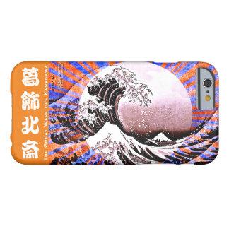 UKIYOE-Hokusai (Japanese artist) No.3 Barely There iPhone 6 Case