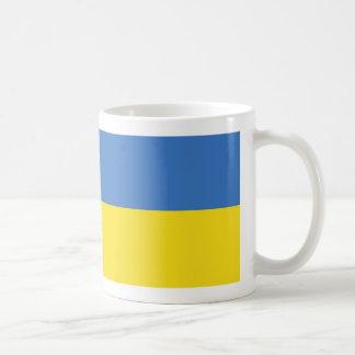 Ukrain Flag Coffee Mug