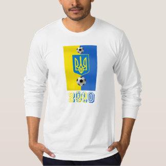 Ukraine 2010 flag soccer football gifts T-Shirt