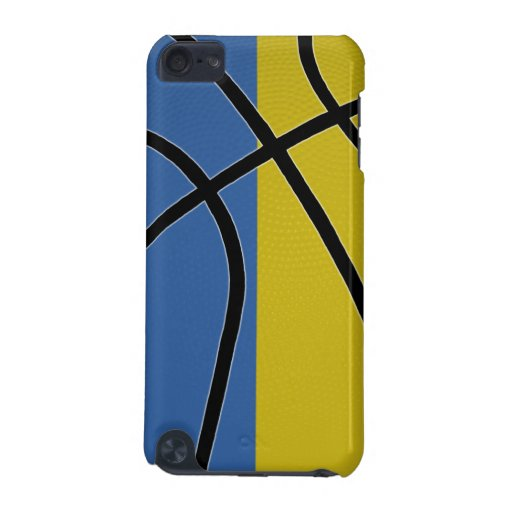 Ukraine Basketball iPod Touch Case