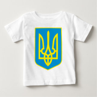 Ukraine Coat of Arms detail Baby T-Shirt
