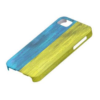 Ukraine distressed flag iPhone 5 covers