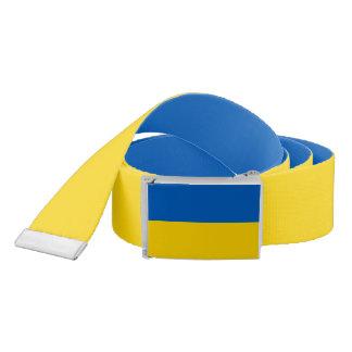Ukraine Flag Belt