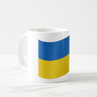 Ukraine Flag Coffee Mug