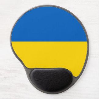 Ukraine Flag Gel Mouse Pad