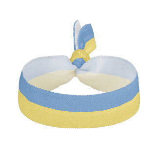 Ukraine Flag Hair Tie