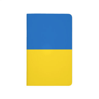 Ukraine Flag Journal