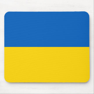 Ukraine Flag Mouse Pad