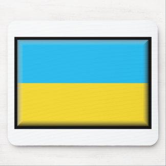 Ukraine Flag Mouse Mat