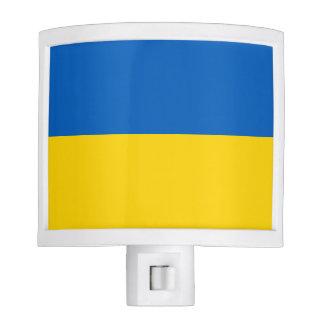 Ukraine Flag Nite Lights