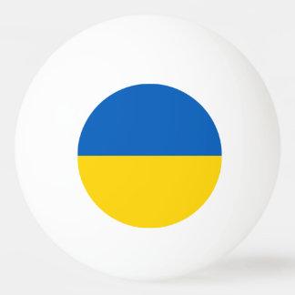 Ukraine Flag Ping-Pong Ball