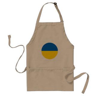 Ukraine Flag Standard Apron