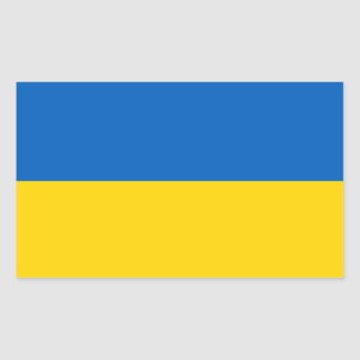 Ukraine* Flag Sticker