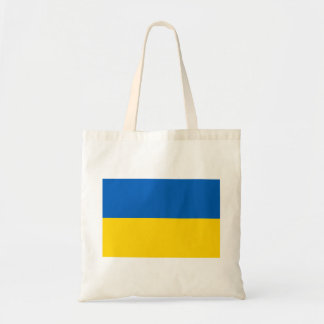 Ukraine Flag Tote Bag