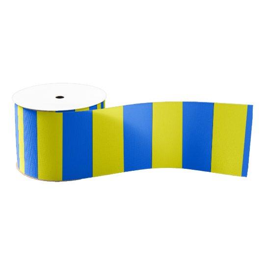 Ukraine Grosgrain Ribbon