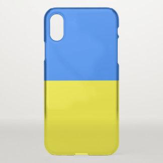 Ukraine iPhone X Case