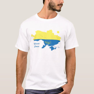 Ukraine, Krimea, Rest T-Shirt