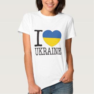 Ukraine Love v2 Tee Shirt