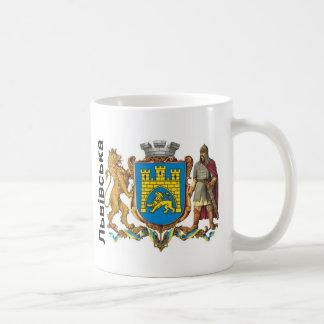 Ukraine Mug in ukrainain
